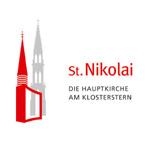 Logo Hauptkirche St. Nikolai Superscreen